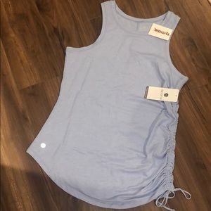 PERIWINKLE WORKOUT TANK! NWT!